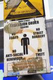 Exclusion order scheme in Hackney