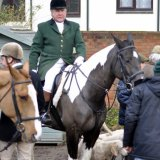 New Year's Eve Hunt, Wiveliscombe, Somerset.