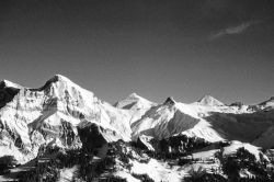 Berner Oberland ILFORD SFX 200