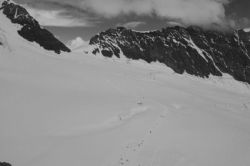 Wanderung Jungfraujoch