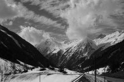 Lötschental Winter walk