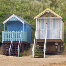 Beach Huts, Wells Next the Sea, Norfolk