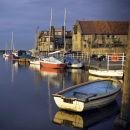 Boats at Blakeney No 2