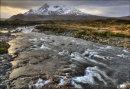 Cuillins from Sligachan Bridge, Isle of Skye