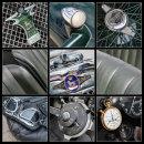 Details of a 1936 Talbot 105 Alpine