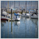 Cowes Reflection, IOW