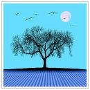 Norfolk Tree, Hastings Birds & Harpenden Moon No 1