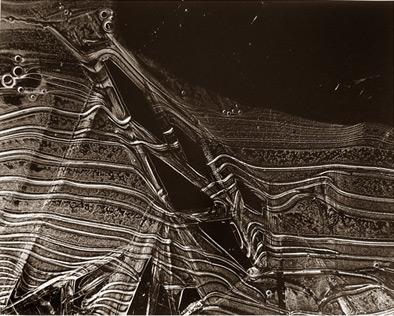 Ice Works No.9 - Fabric - 1999