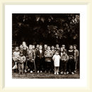 Children of Burdignes school - Parc Du Pilat - 2001