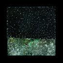night sky over heineken - uisken - 44cm x 44cm