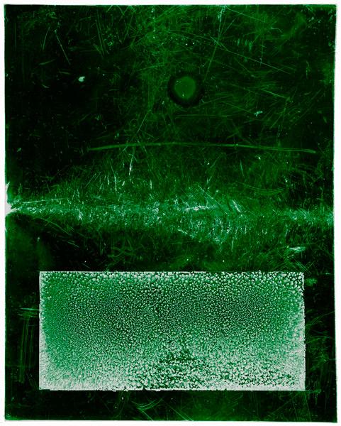 plastic green no3