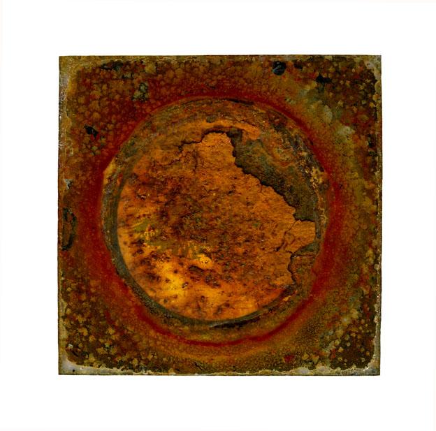 three tides -  uisken - 44cm x 44cm