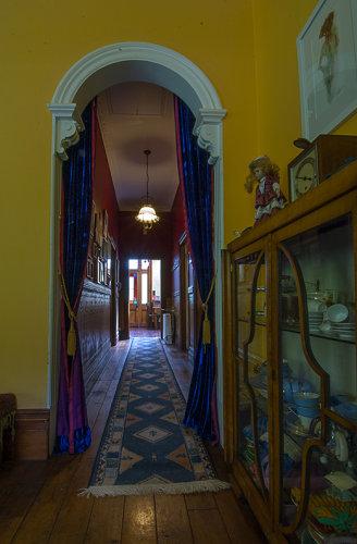 Lindale Villa hall