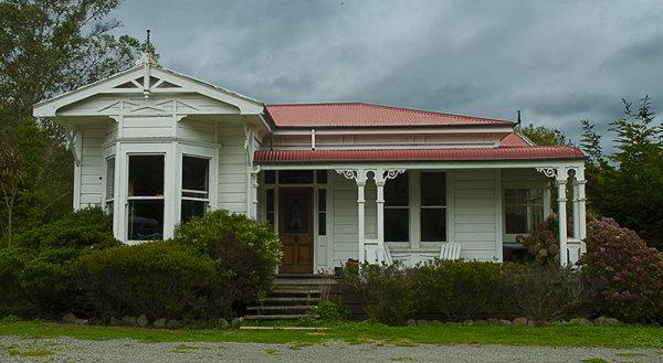 Reikorangi Rd Villa (built 1906)