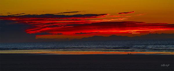 Waikawa Beach Sunset 6488-1