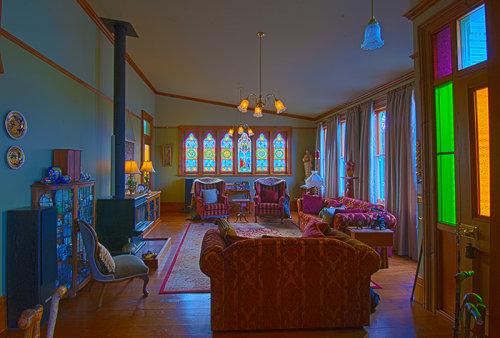 Salisbury Rd villa lounge HDR(ii)