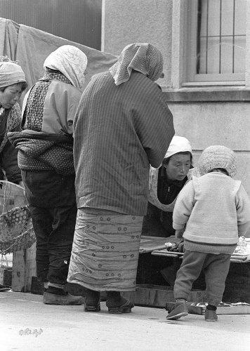Wajima Morning Market #1