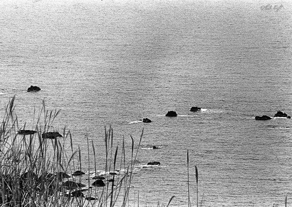 The Japan Sea from the Wajima coast