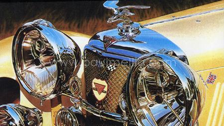 'Classic Car' Commission