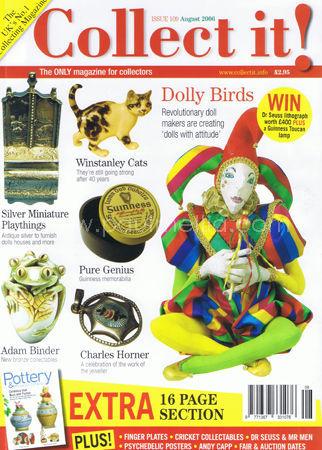 'Collect It! Magazine'