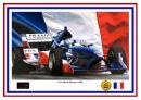 'French Winners Car'
