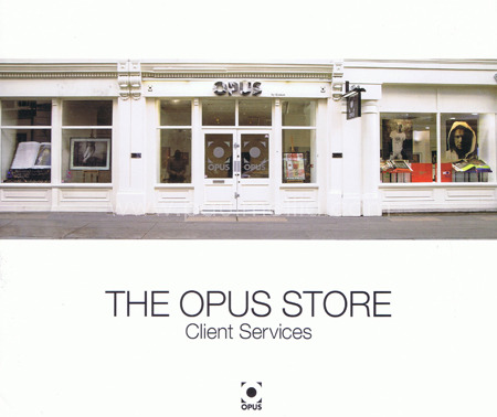 'Opus Store Covent Garden'