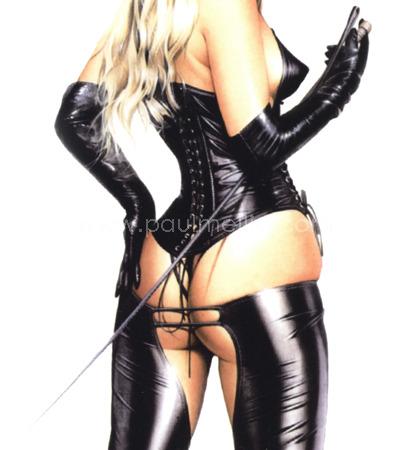'Sexy Whip Girl'