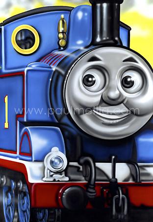 'Thomas The Tank Engine & Friends II'
