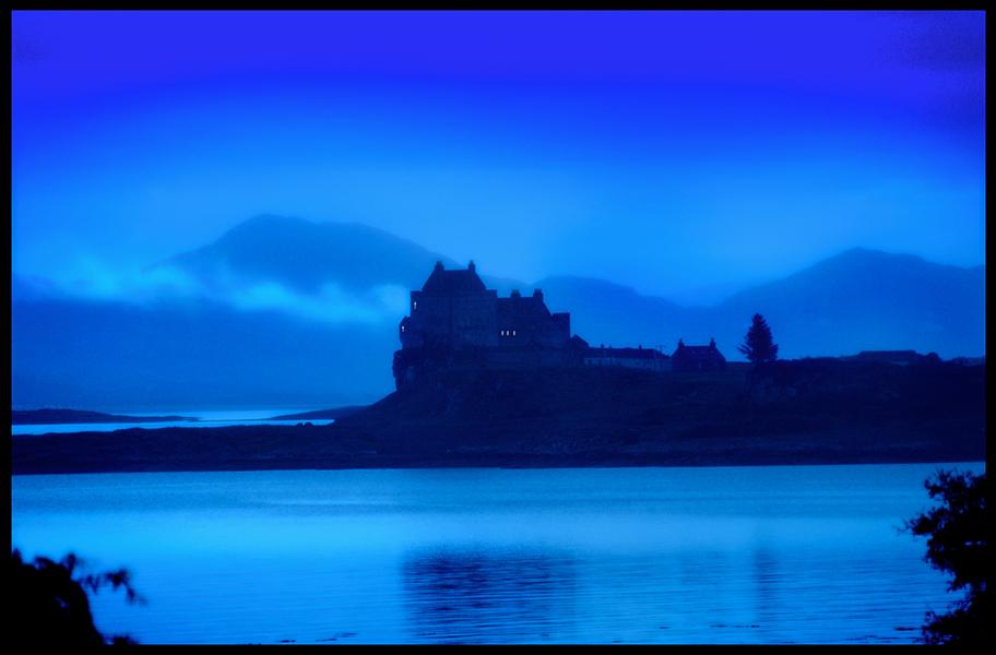 Duart Castle  DG