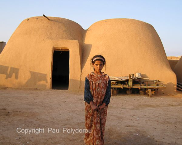 'Beehive' Village Girl