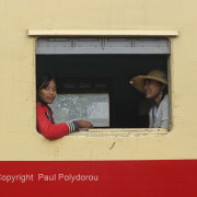 Train to Mandalay
