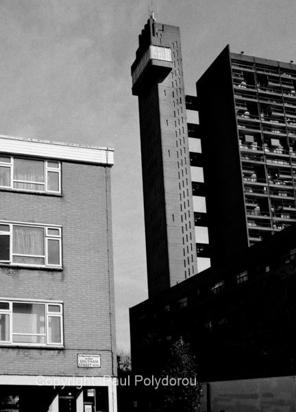 Trellick Tower, London