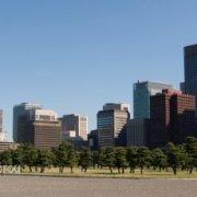 Marunouchi skyline, Tokyo