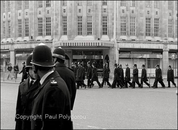 Anti-Nazi League Demo
