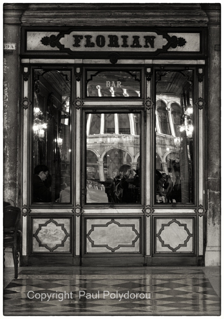 Florian Cafe, Piazza San Marco