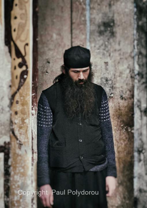Georgian monk