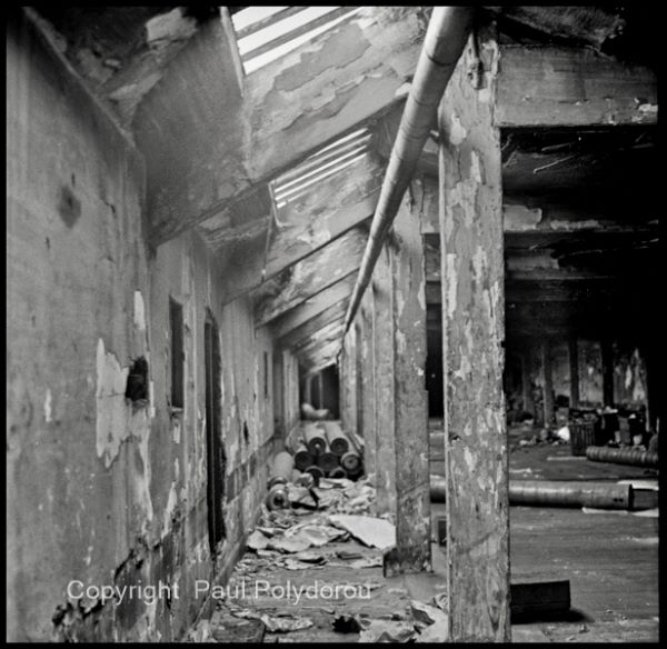 Abandoned Cotton Mill