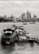 Thames City Skyline