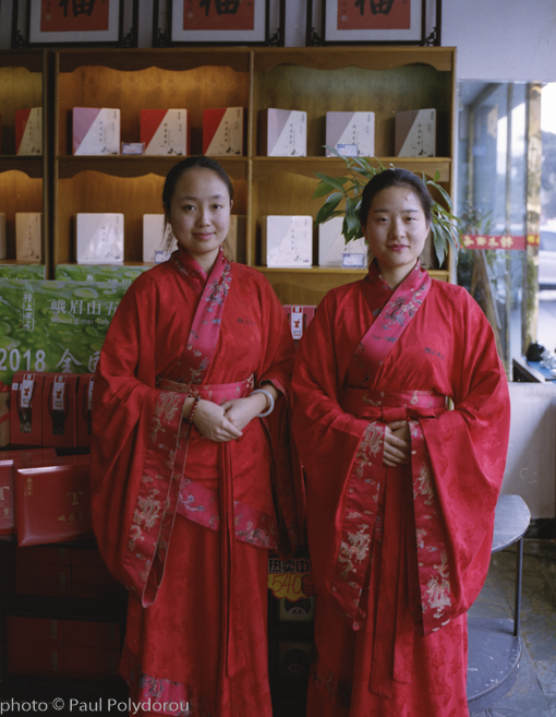 Tea-Shop Girls