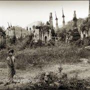 Indein Pagoda Complex