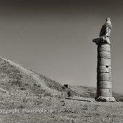 Monument grave II, Karakus