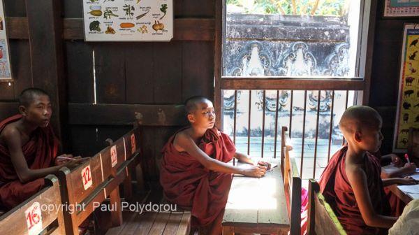 Orphanage School Mandalay