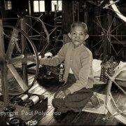 Textile workshop - Inle