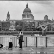 Elvis / St Paul's Cathedral