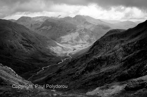 Mosedale Valley, Wasdale