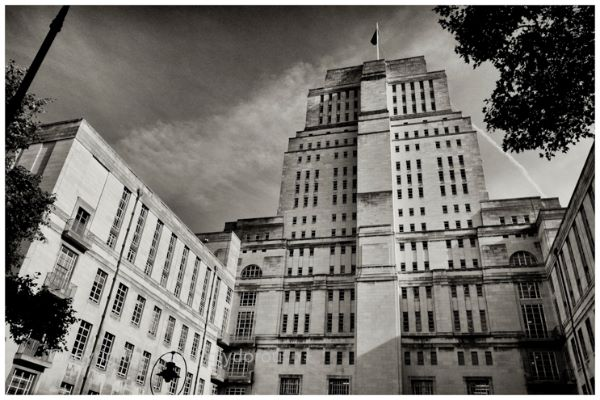 Senate House, London University