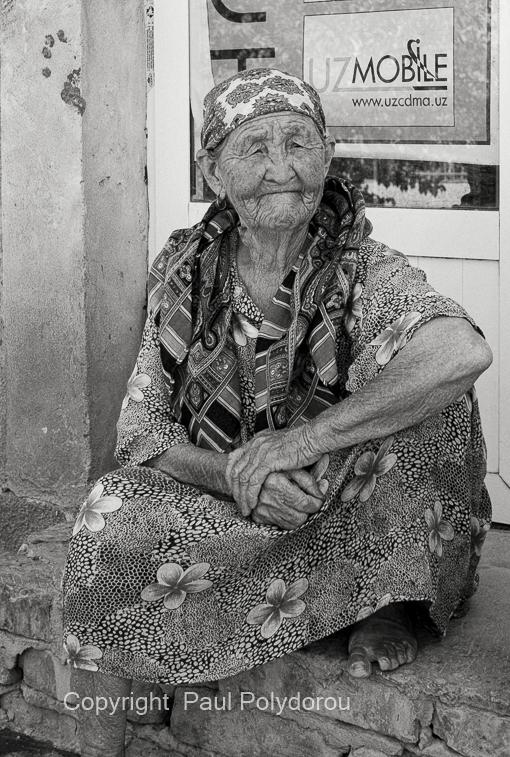 Bukhara Woman