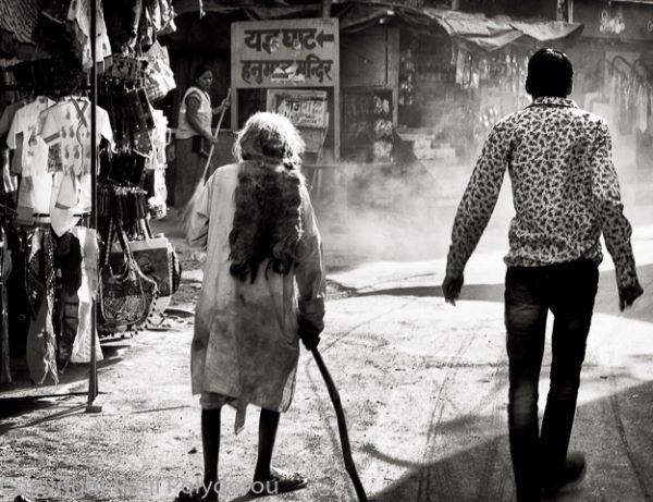 Beggar, Pushkar