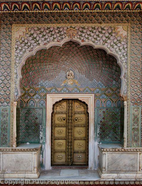Doorway, City Palace