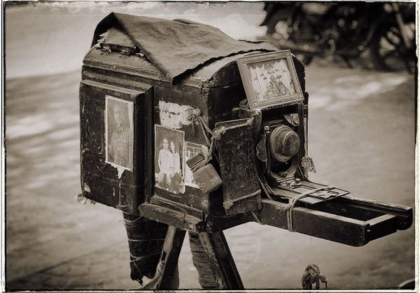 Street Camera, Jaipur